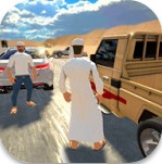 公路漂流遨游阿拉伯汉化破解版2.3