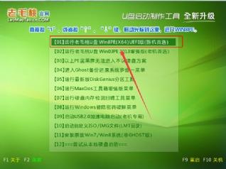 毛桃盘超级U盘启动盘制作工具V12.0(装机+UEFI网络版)